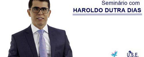 Seminário – Haroldo Dutra Dias